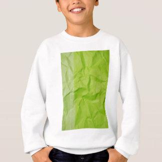 Old paper sweatshirt