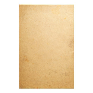 Old Paper Texture 1 Stationery Design