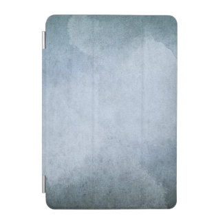 old paper with watercolor iPad mini cover