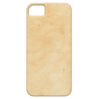 Old Parchment Stained Mottled Background Barely There iPhone 5 Case