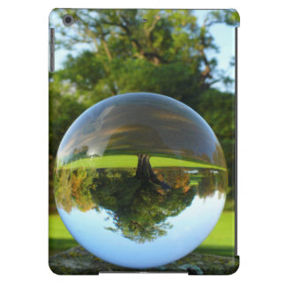Old Park Tree, crystal ball iPad Air Covers