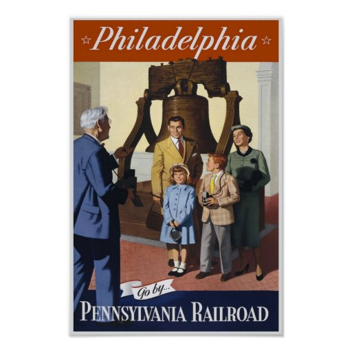 Old Philly! Print