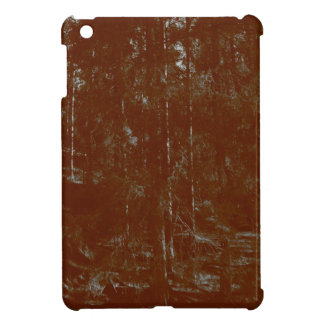 Old photo of spring forest case for the iPad mini