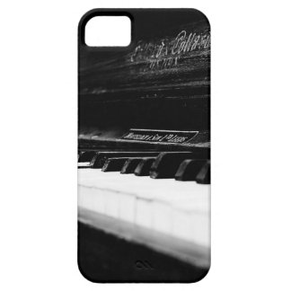 Old Piano Barely There iPhone 5 Case