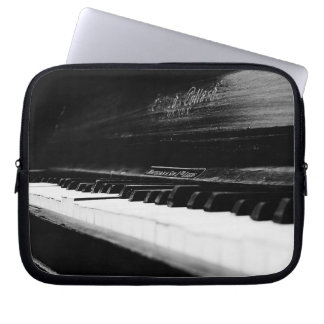 Old Piano Computer Sleeve