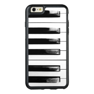 Old Piano Keys Funny Cool OtterBox iPhone 6/6s Plus Case