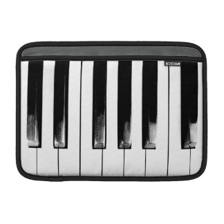 Old Piano Keys Funny Cool Sleeve For MacBook Air