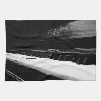 Old Piano Towel