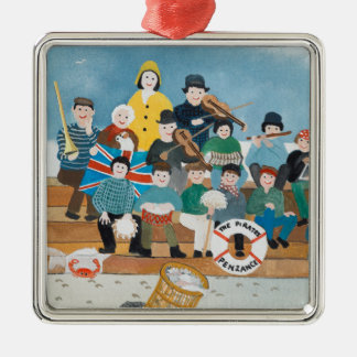 Old Pirates of Penzance Christmas Ornament