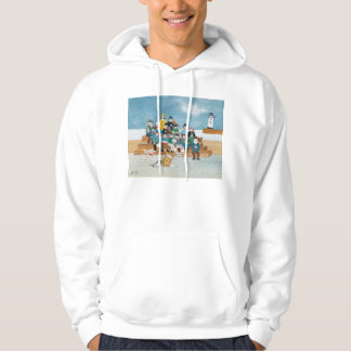 Old Pirates of Penzance Hoodie