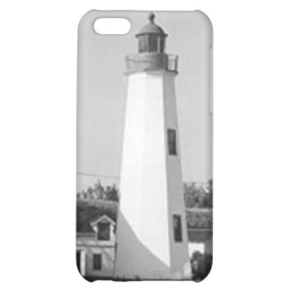 Old Point Comfort Lighthouse Cover For iPhone 5C