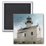 Old Point Loma Lighthouse Fridge Magnet