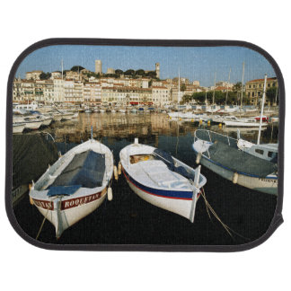 Old port car mat