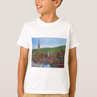 Old Port  Glasgow Harbour T-Shirt