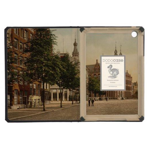 Old Post Office, Amsterdam, Netherlands iPad Mini Cases