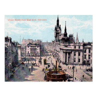 Old Postcard - Aberdeen, Scotland