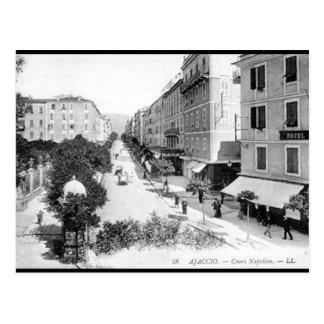 Old Postcard - Ajaccio, Corse