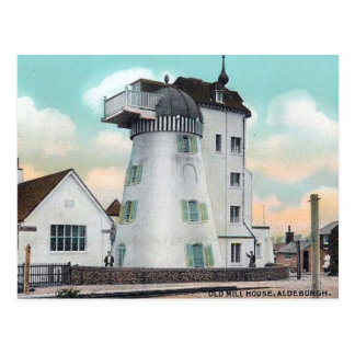 Old Postcard - Aldeburgh, Suffolk