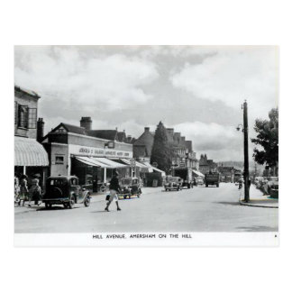 Old Postcard - Amersham, Buckinghamshire