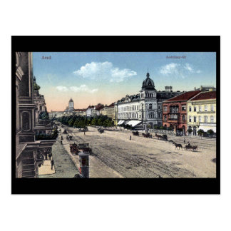 Old Postcard - Arad, Romania