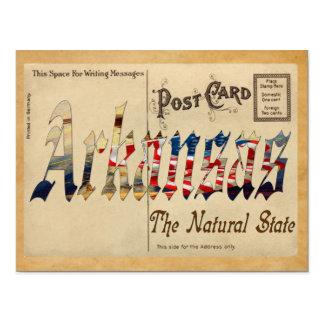 Old Postcard Arkansas State