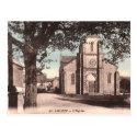 Old Postcard - Arleuf, Nièvre, France