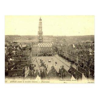 Old Postcard - Arras, Pas-de-Calais, France