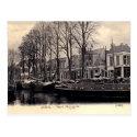 Old Postcard - Assen Drenthe, Nederland