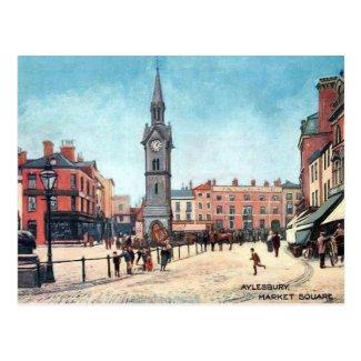 Old Postcard - Aylesbury, Buckinghamshire
