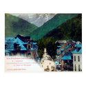 Old Postcard - Bagnères-de-Luchon