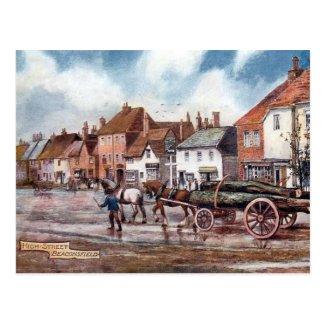Old Postcard - Beaconsfield, Buckinghamshire