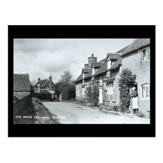 Old Postcard, Bearley, Warwickshire Postcard
