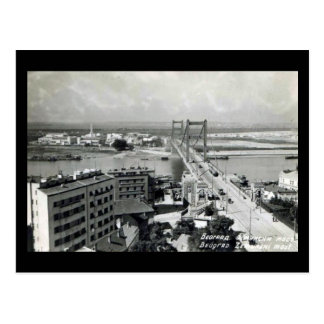 Old Postcard - Belgrade, King Alexander Bridge