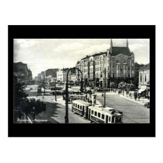 Old Postcard, Belgrade