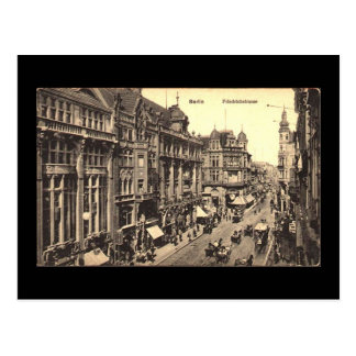 Old Postcard, Berlin, Friedrichstrasse Postcard