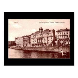 Old Postcard, Berlin Postcard