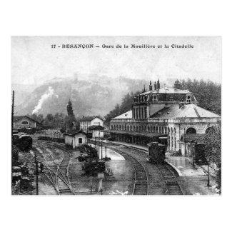 Old Postcard - Besancon, Doubs, France