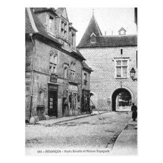 Old Postcard - Besançon, Doubs, France