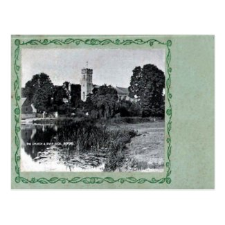 Old Postcard - Bidford-on-Avon. Warwickshire