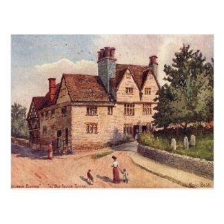 Old Postcard - Bidford-on-Avon, Warwickshire