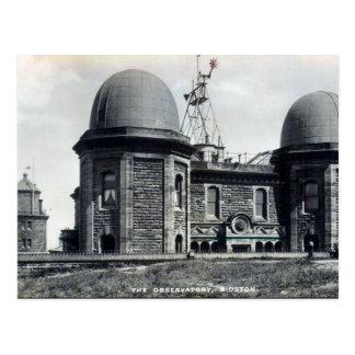 Old Postcard - Bidston Observatory, Birkenhead