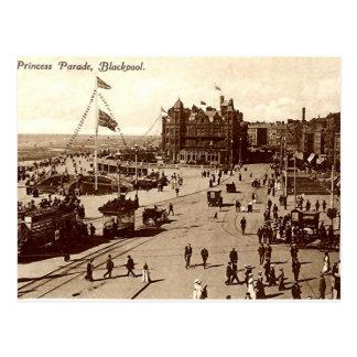 Old Postcard, Blackpool