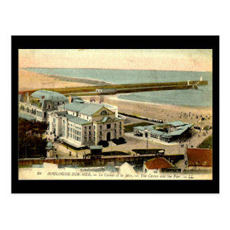 Old Postcard - Boulogne-sur-Mer
