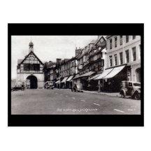 Old Postcard - Bridgnorth, Shropshire