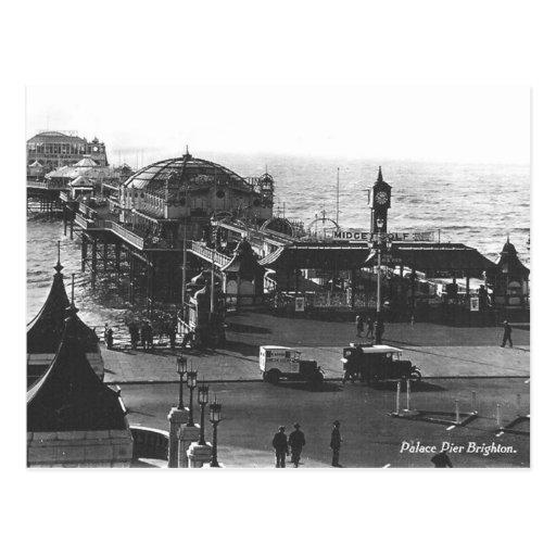 Old Postcard, Brighton
