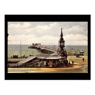 Old Postcard - Brighton Pier