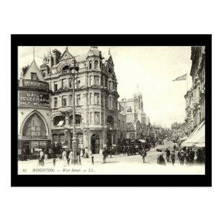 Old Postcard - Brighton, Sussex