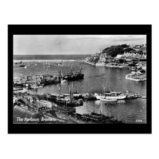 Old Postcard - Brixham, Devon