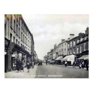Old Postcard - Bromsgrove, Worcestershire