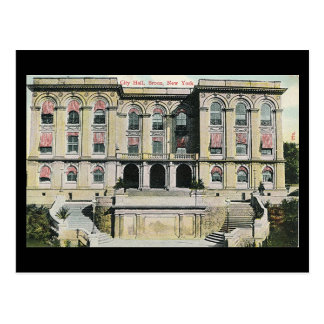 Old Postcard - Bronx, City Hall, 1913